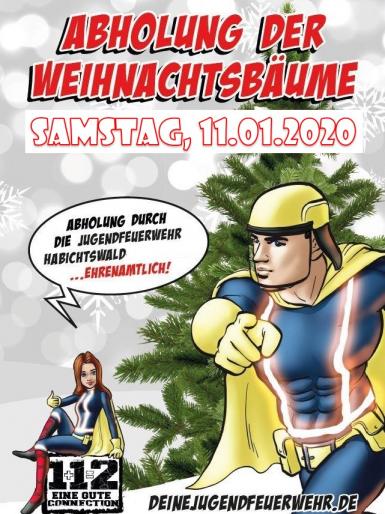 Weinachtsbaum2020